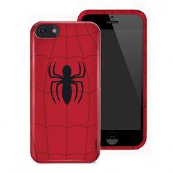 Kryt na telefon Spiderman Samsung Edge S6 červený