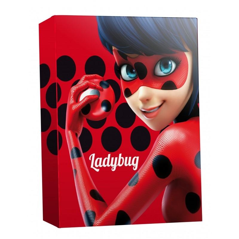Pořadač Ladybug / Zázračná Beruška