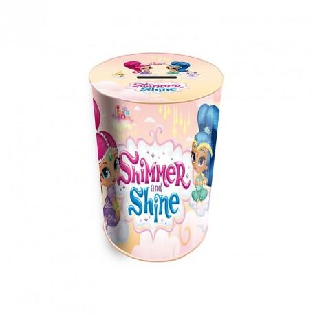 Kulatá dívčí pokladnička Shimmer And Shine / vecizfilmu