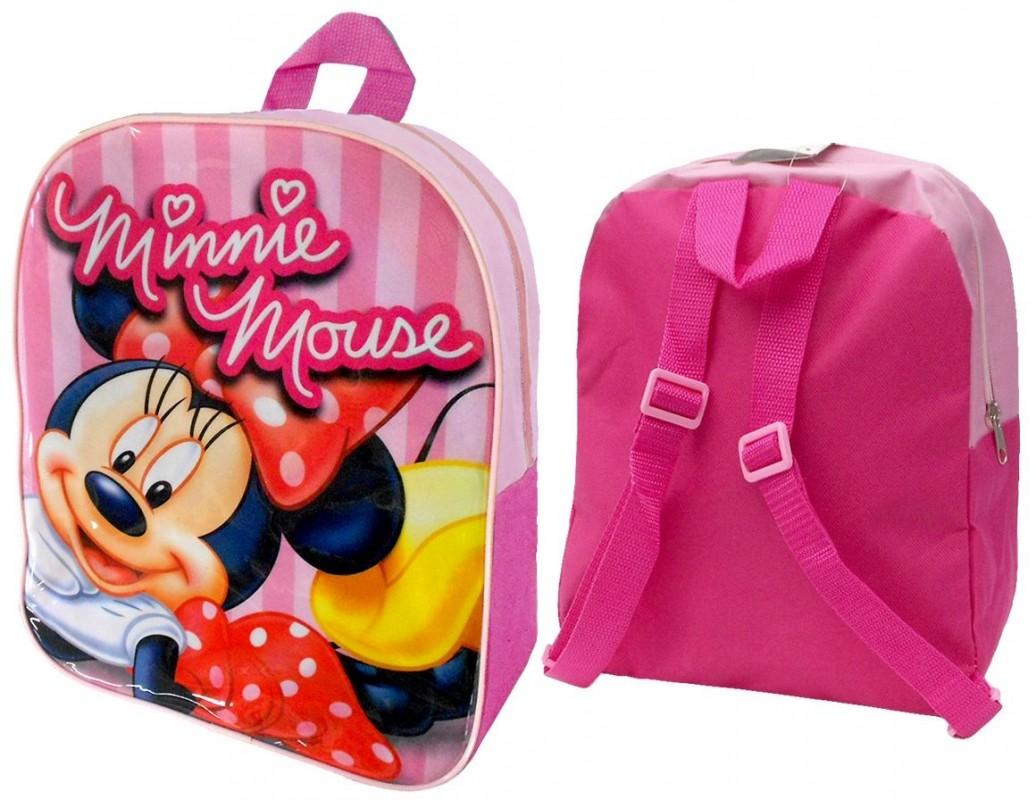 f3268a4f3bf Dětský Školní Mini Batoh Minnie Mouse 29 Cm