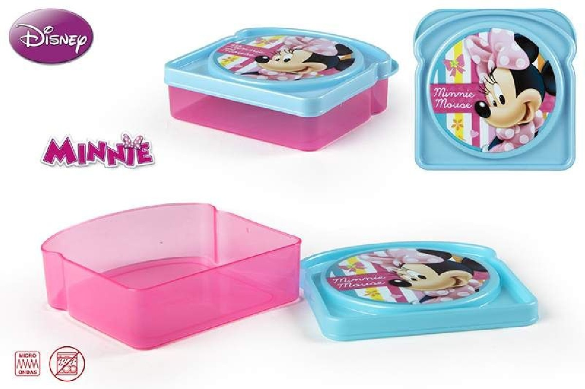 Krabička Na Svačinu Do Školy Či Na Výlet Minnie Mouse
