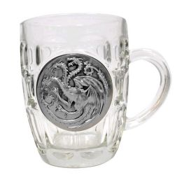 Sklenice Korbel Hra O Trůny / Game Of Thrones Targaryen 450 Ml