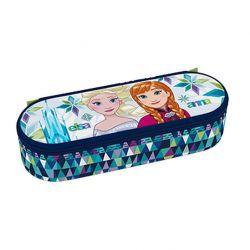Pouzdro tuba Frozen / Ledové království Anna a Elsa 21 x 9 x 6 cm