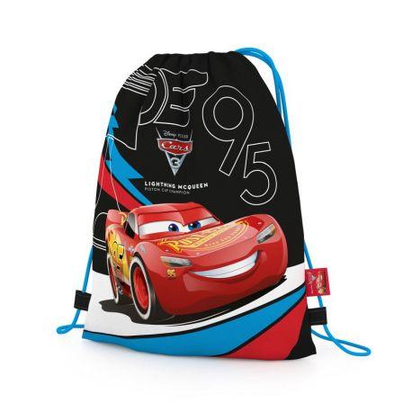 Pytel školní Auta / Cars  38 x 30 cm
