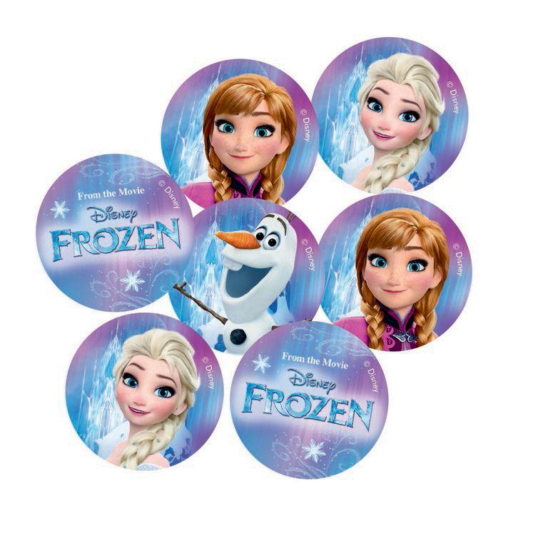 Konfety Frozen / Ledové království cca 70 ks