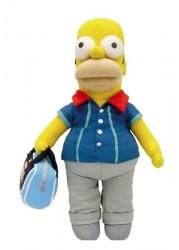 Figurka / Postavička 35 Cm Homer Simpson S Brašnou A Oblečením Na Bowling