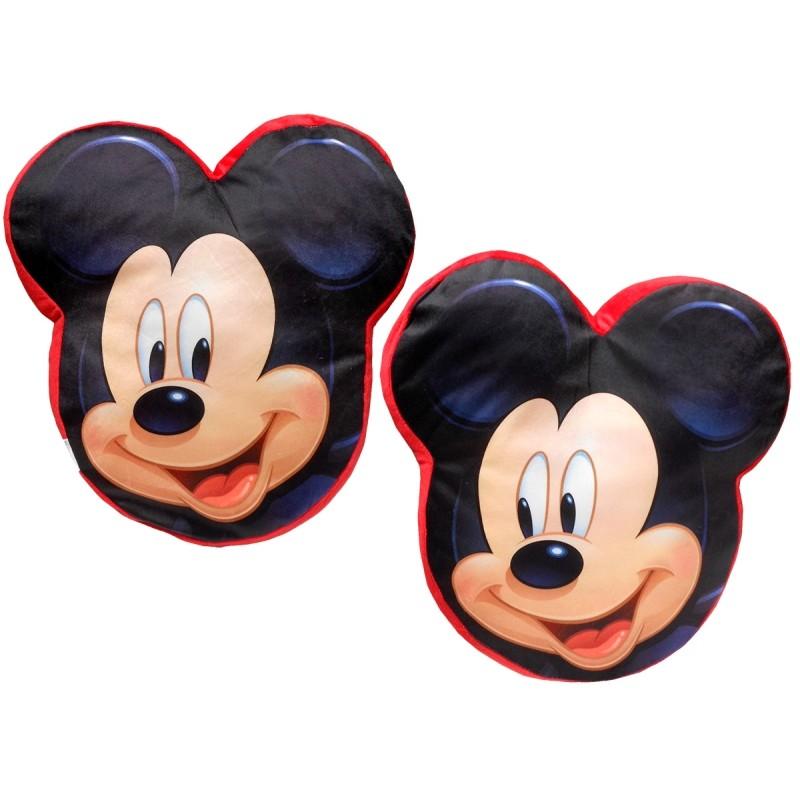 Polštářek Velur Mickey Mouse