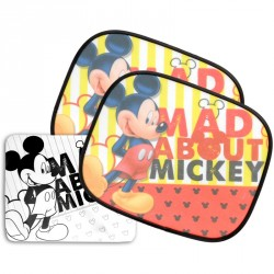 Sluneční Clona Do Auta K Vybarvení  Mickey Mouse 2 Ks.
