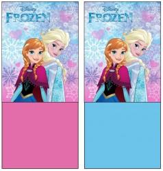 Podzimní / zimní nákrčník pro holky Frozen / Ledové Království / vecizfilmu